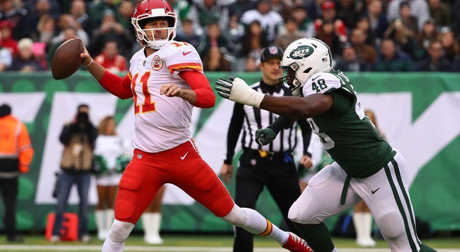 Quarterback: Alex Smith - Bildquelle: 2017 Getty Images