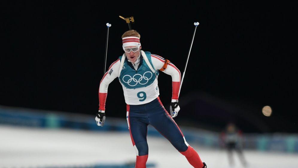 Johannes Thingnes Bö gewinnt Biathlon-Einzel - Bildquelle: AFPSIDFRANCK FIFE