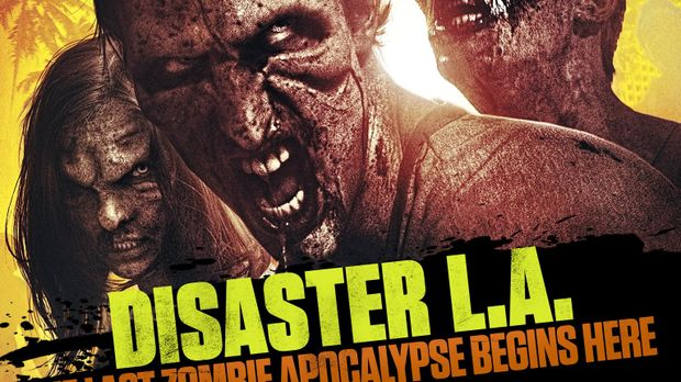 DISASTER L.A. - Artwork © Warner Bros. All Rights Reserved.
