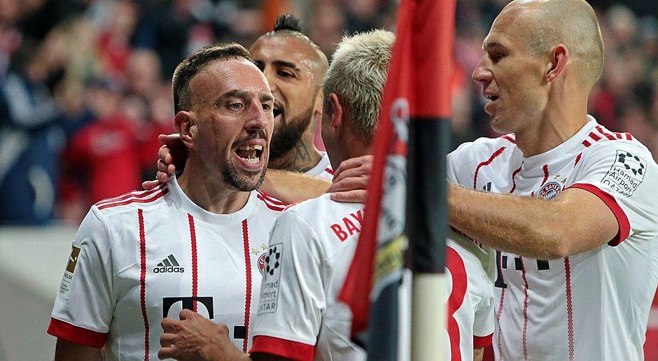Einzelkritik Bayer vs. Bayern