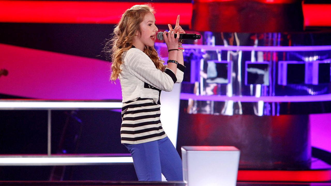 The-Voice-Kids-epi04-Rita-46-SAT1-Richard-Huebner - Bildquelle: SAT.1/Richard Hübner