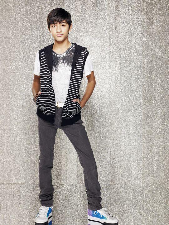 (3. Staffel) - Justins (Mark Indelicato) Vater erkrankt schwer ... - Bildquelle: 2008   ABC Studios