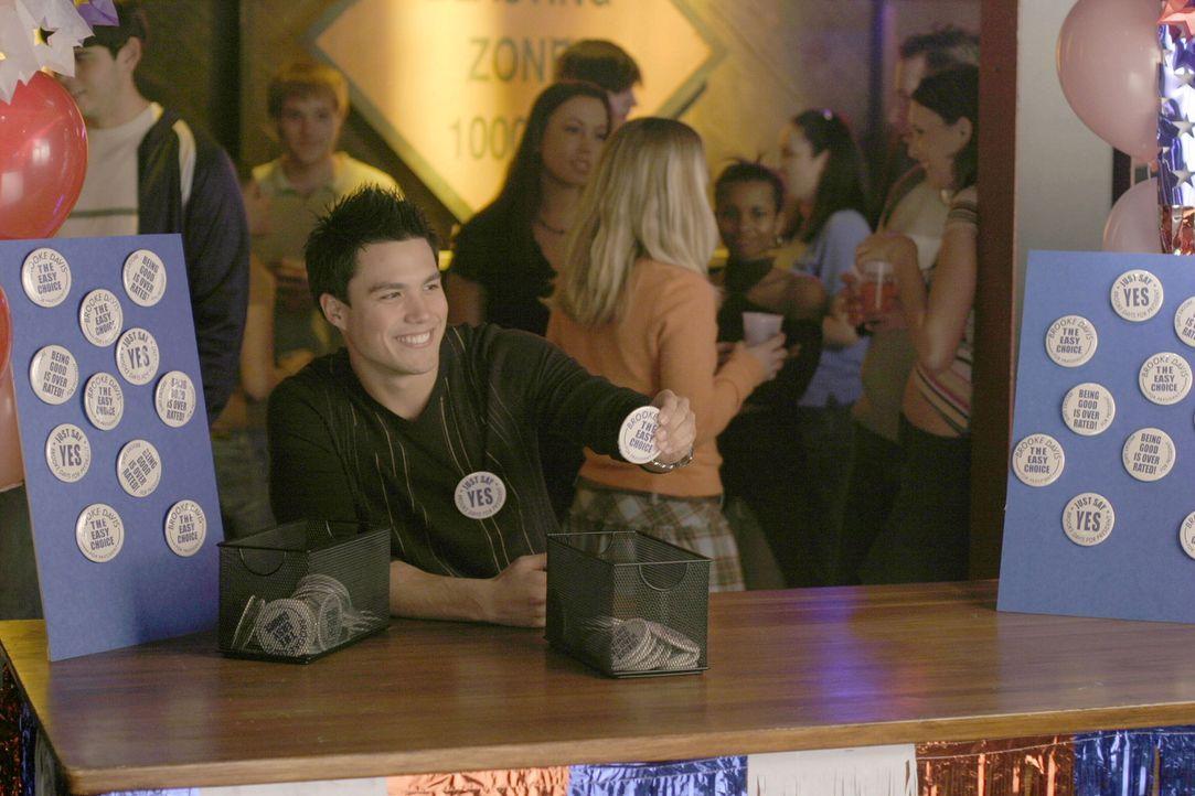 Jede Unterstützung ist wichtig: Felix (Micheal Copon) steht Brooke zur Seite ... - Bildquelle: Warner Bros. Pictures