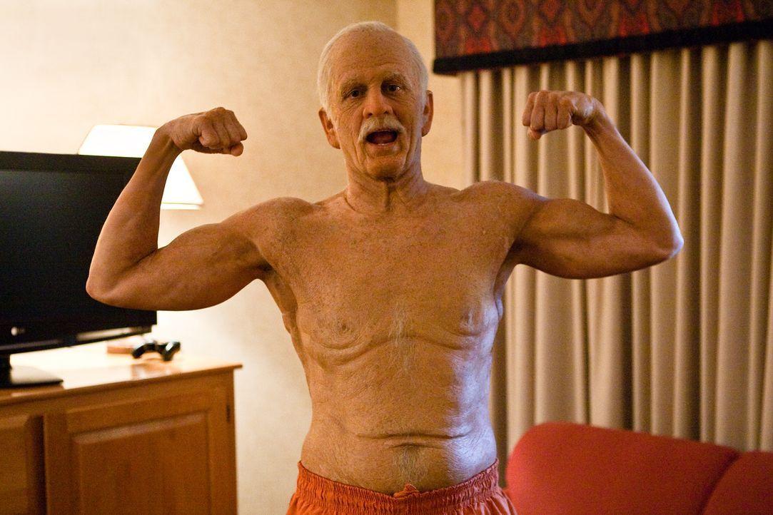 Nach dem Tod seiner Frau hat Rentner Irving Zisman (Johnny Knoxville) so ganz eigene Wünsche, um seine neugewonnene Freiheit auszukosten. Er will mi... - Bildquelle: Sean Cliver MMXIII Paramount Pictures Corporation.  All Rights Reserved.