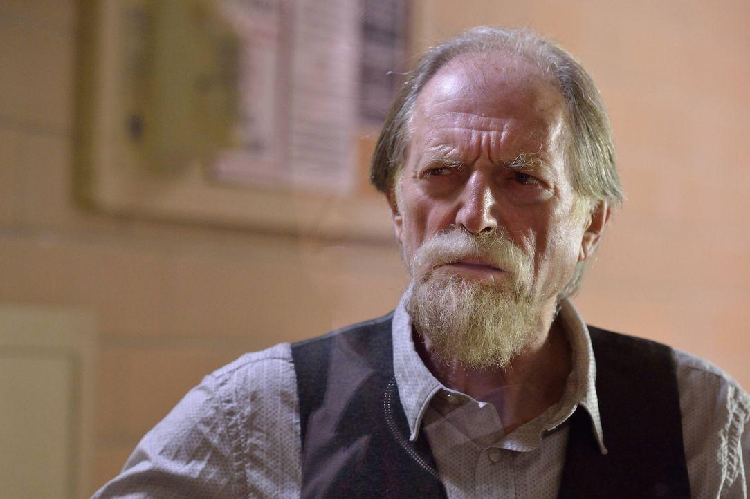 Im Gefängnis bekommt Abraham (David Bradley) Besuch von einem alten Bekannten ... - Bildquelle: 2014 Fox and its related entities. All rights reserved.