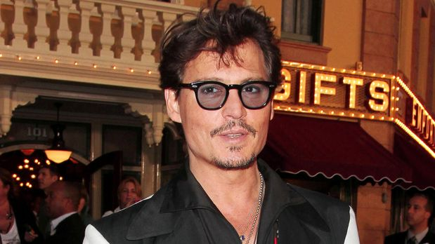 Johnny Depp - Bildquelle: AFP