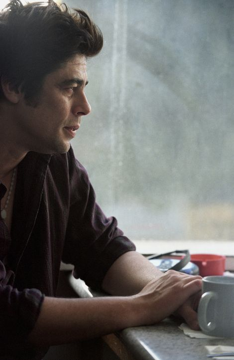 Steht Audrey, so gut er kann, in ihrer schwierigen Situation bei: Jerry Sunborne (Benicio Del Toro) ... - Bildquelle: DREAMWORKS LLC. ALL RIGHTS RESERVED.