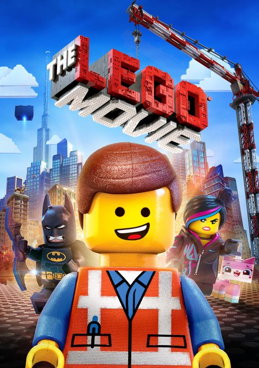 THE LEGO MOVIE - Artwork - Bildquelle: 2014 Warner Brothers