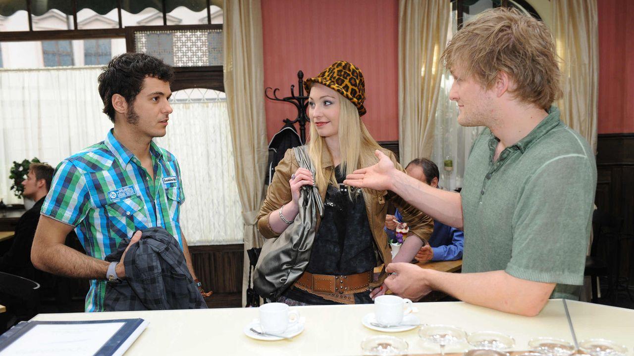 Anna-und-die-Liebe-02-Folge-476-SAT1-Claudius-Pflug - Bildquelle: SAT.1 Fotograf: Claudius Pflug