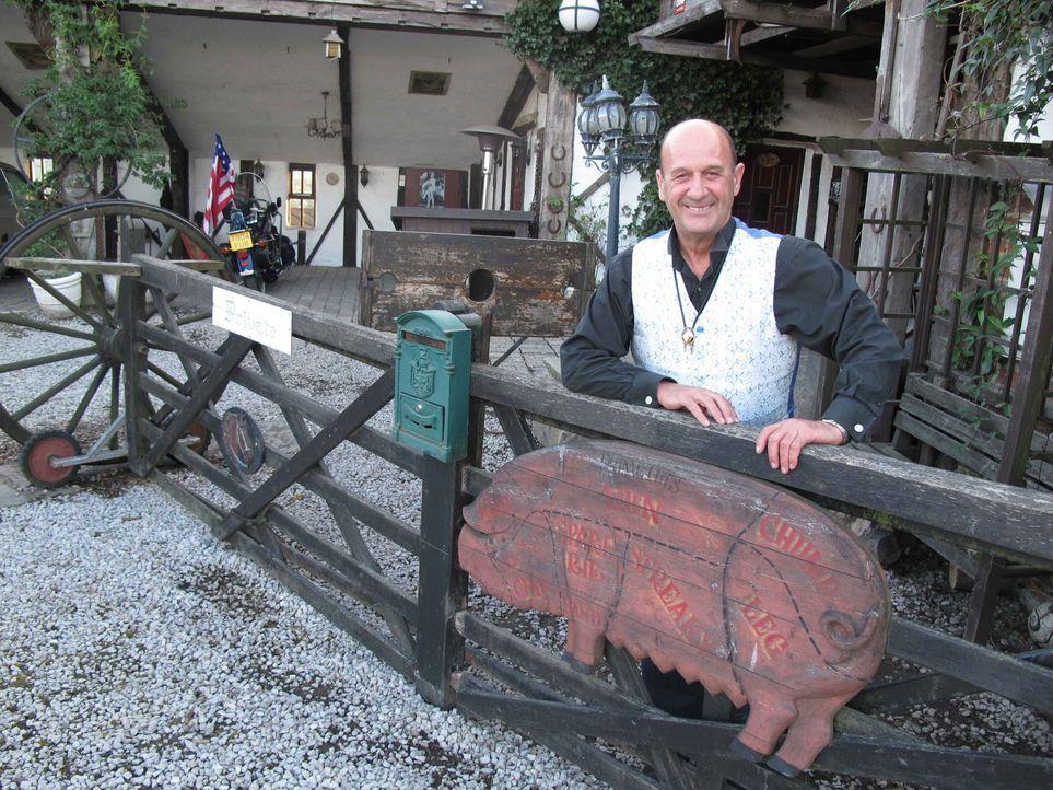 Mein perfektes Zuhause: Episode 1 John Withworth - Bildquelle: ITV
