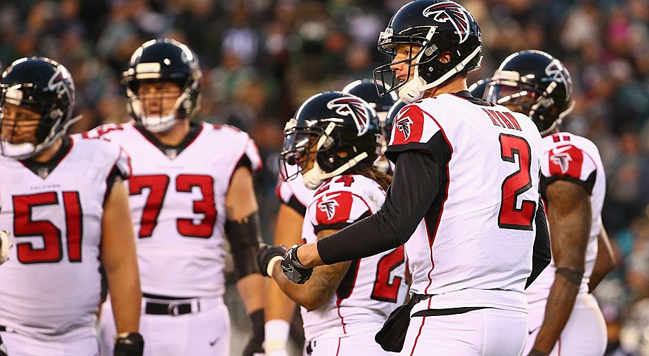 Platz 13: Atlanta Falcons (NFC South) - Bildquelle: 2018 Getty Images