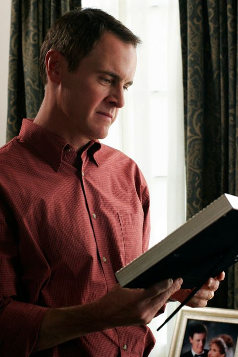 Paul (Mark Moses) verschweigt Zach, wer sein leiblicher Vater ist ... - Bildquelle: 2005 Touchstone Television  All Rights Reserved