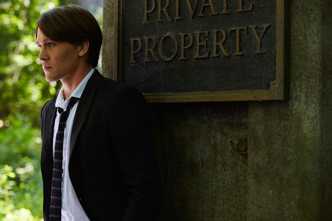 Noch immer hofft Santos (Michael Luckett), seine Ziele zu erreichen ... - Bildquelle: 2014 She-Wolf Season 1 Productions Inc.