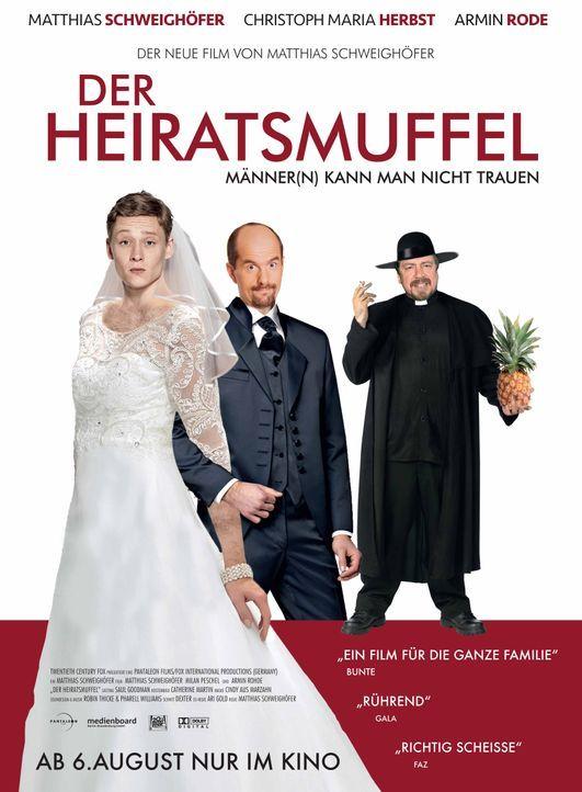 Heiratsmuffel - Bildquelle: ProSieben
