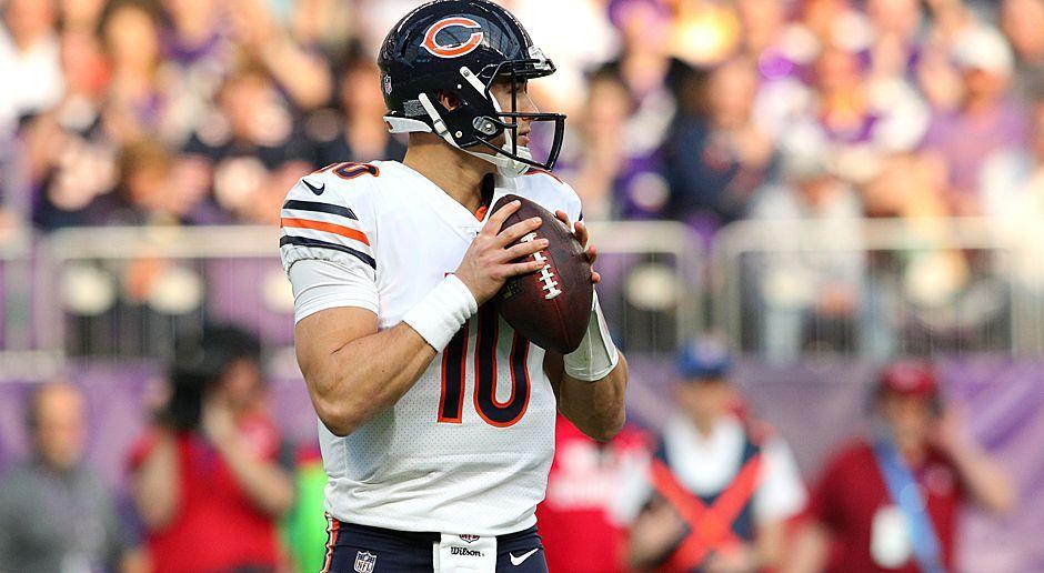 Platz 24: Chicago Bears - Bildquelle: 2017 Getty Images