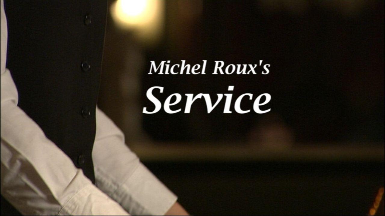 """""""Michel Roux's Service"""" - Logo - Bildquelle: Warner Bros."""