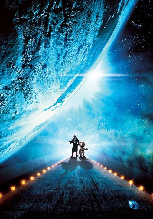 Per Anhalter durch die Galaxis - Bildquelle: Touchstone Pictures (C) Spyglass Entertainment. All Rights Reserved