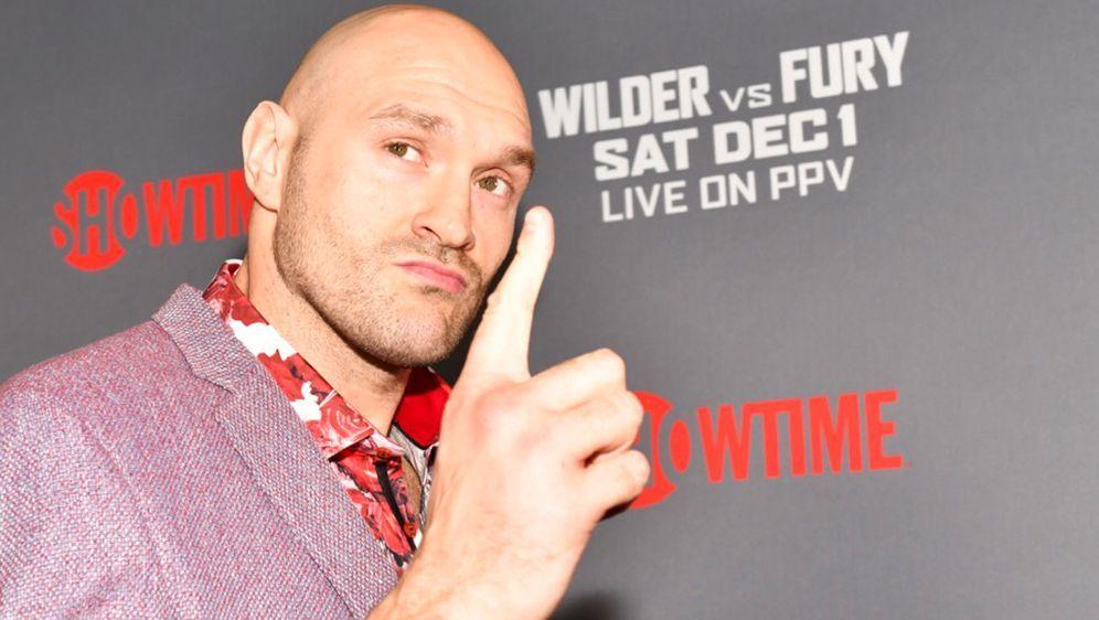 Starke Aktion: Tyson Fury spendet seine kompletten Einnahmen aus dem Kampf g... - Bildquelle: Getty Images