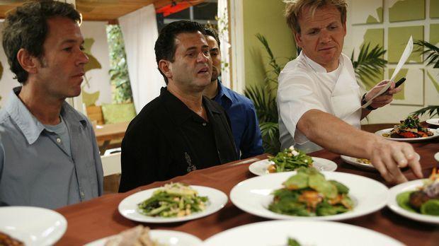 Ein vermeintliches Bio-Restaurant in L.A. braucht dringend die Hilfe des Ster...