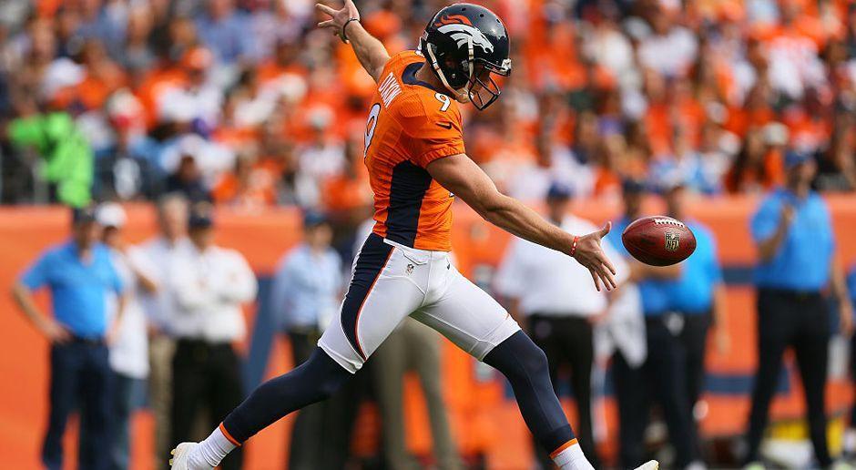 Verlierer: Special Teams der Denver Broncos - Bildquelle: 2016 Getty Images