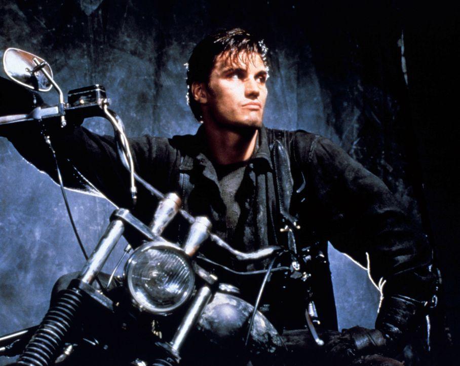 Der Ex-Polizist Frank Castle (Dolph Lundgren) führt seit fünf Jahren einen blutigen Kampf gegen das moderne Verbrechen, vor allem aber gegen jene, d... - Bildquelle: 1989 New World Pictures (Australia), Ltd.