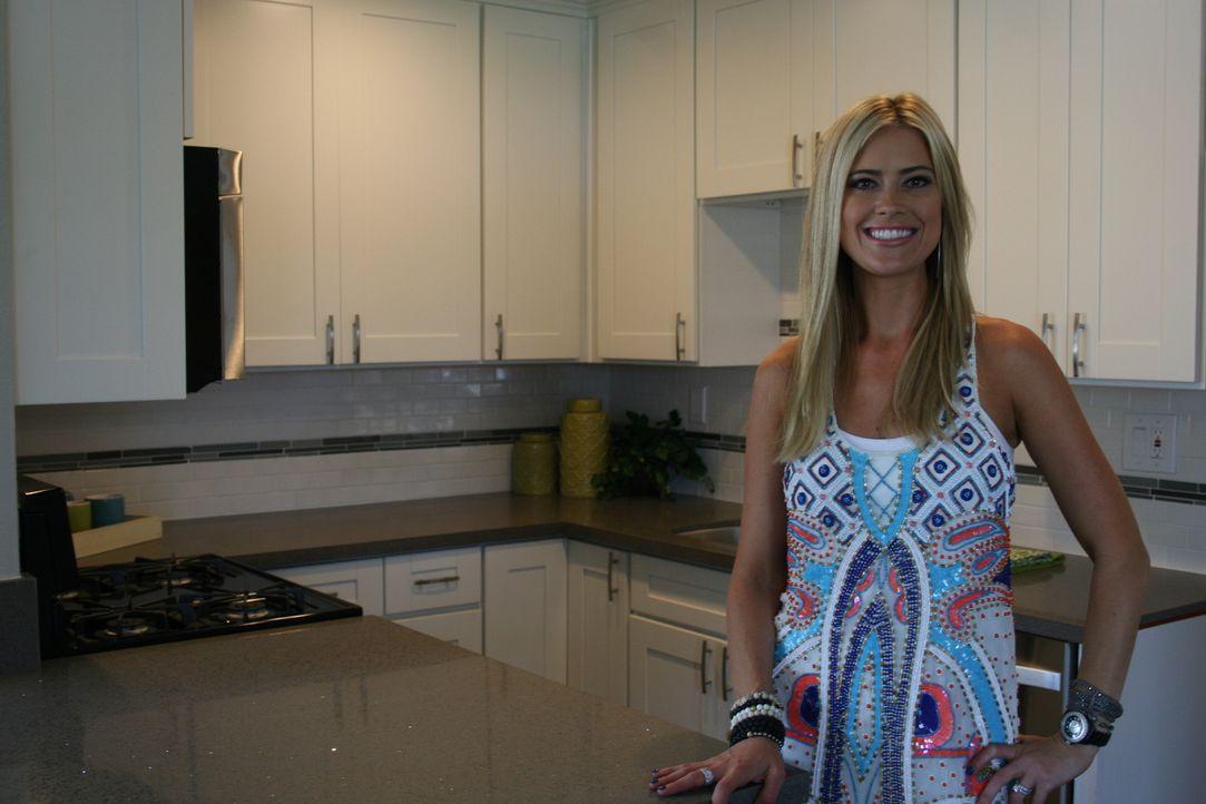 Ein neues Projekt wartet auf Christina und ihren Mann ... - Bildquelle: 2014,HGTV/Scripps Networks, LLC. All Rights Reserved