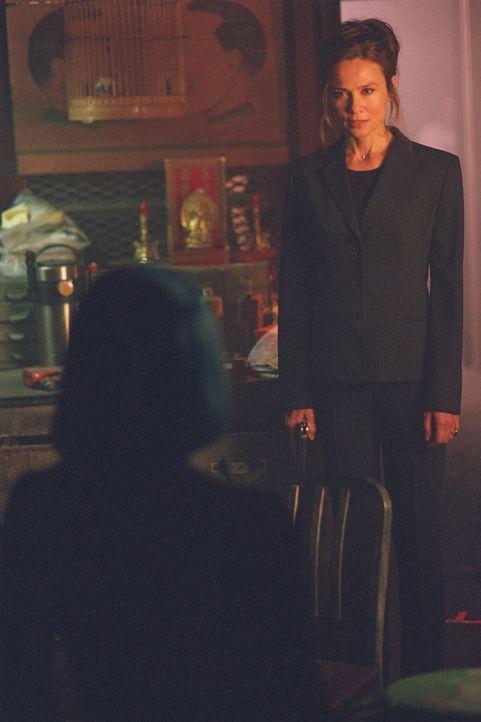 Als Sydney (Jennifer Garner, vorne) ihre Mutter (Lena Olin, hinten) wiederfindet, ist diese total verwandelt ... - Bildquelle: Touchstone Television
