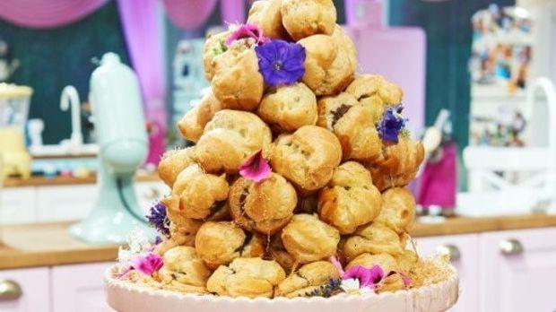 """Mein bester Kuchen – My-Hiens """"Ein Turm aus Windbeuteln"""""""