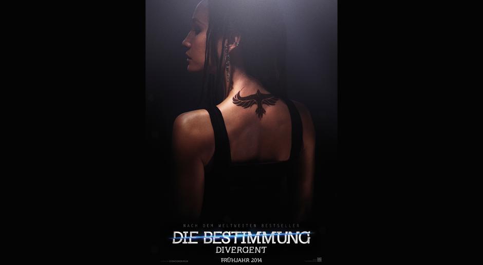 Divergent - Die Bestimmung - Charakterposter Maggi Q - Bildquelle: Concorde Filmverleih