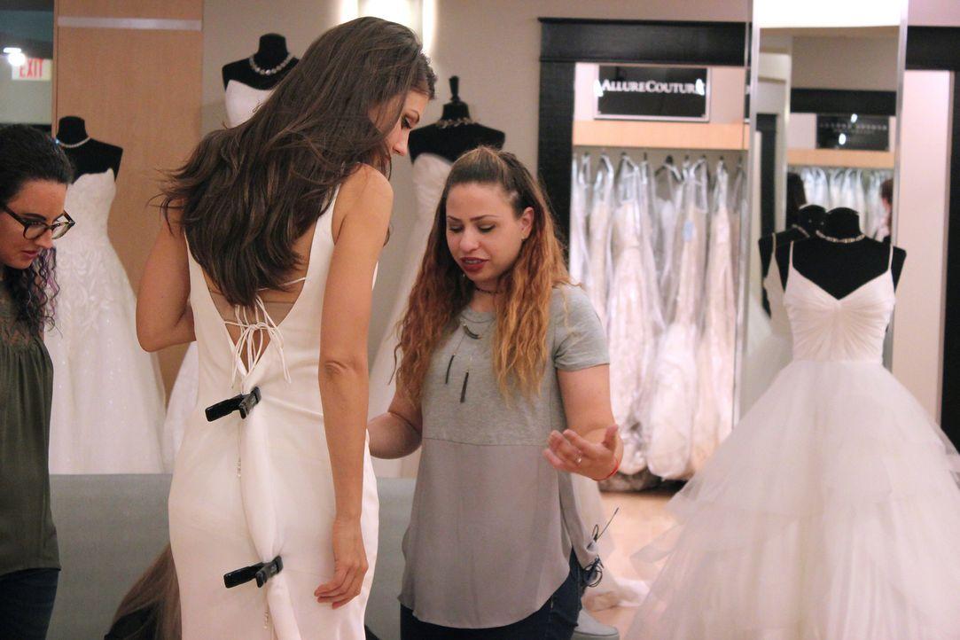 Die ehemalige Bachelorette Britt hat endlich die Liebe gefunden und braucht ... - Bildquelle: TLC & Discovery Communications