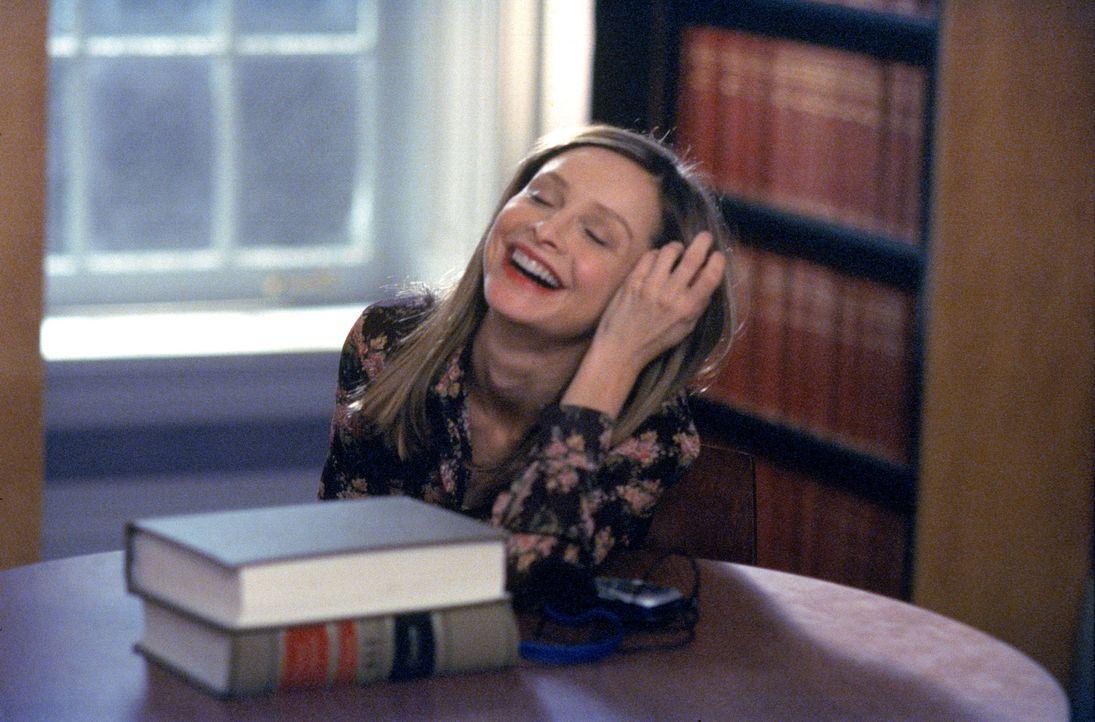 Die Trennung von Larry bringt die ohnehin schon instabile Ally (Calista Flockhart) vollkommen aus der Fassung ... - Bildquelle: 2001 Twentieth Century Fox Film Corporation. All rights reserved.