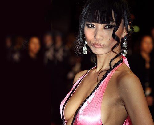 Galerie: Bai Ling, die provokante Exotin - Bildquelle: AFP