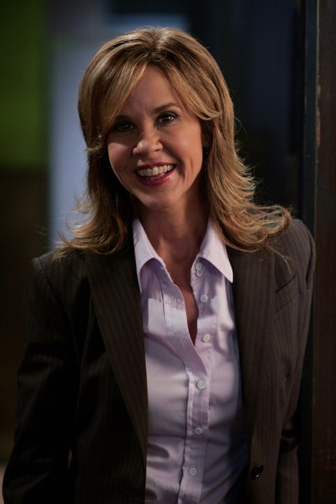 Gute Miene zum bösen Spiel: Diana Ballard (Linda Blair) hat Angst, dass sie das nächste Opfer sein könnte ...