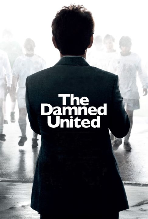 """DAMNED UNITED, THE - DER EWIGE GEGNER"" - Plakatmotiv - Bildquelle: Sony Pictures Television Inc. All Rights Reserved."