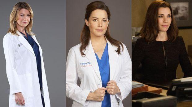 Greys Anatomy und Co: Dieses Serien-Trio ist auf sixx zurück!