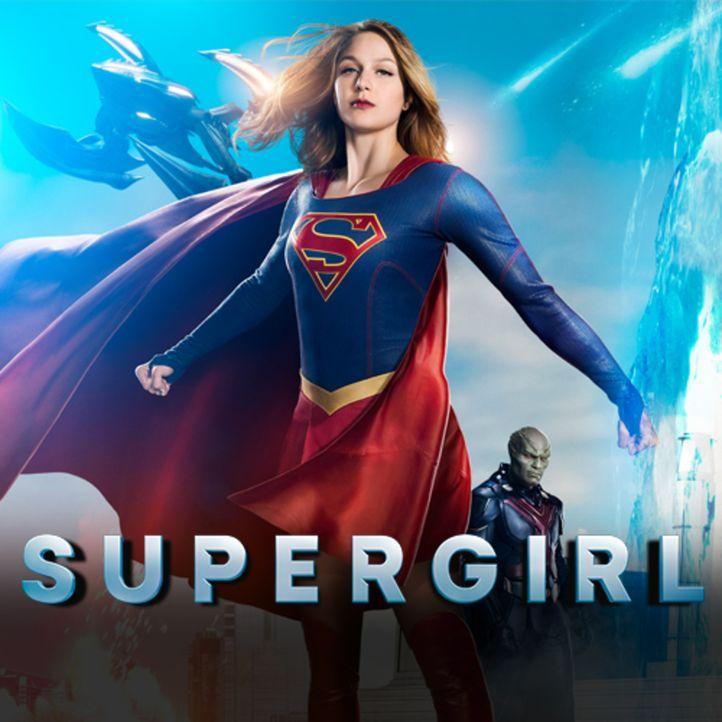 (2. Staffel) - Sorgt für Recht und Ordnung: Kara alias Supergirl (Melissa Benoist) ... - Bildquelle: 2016 Warner Bros. Entertainment, Inc.