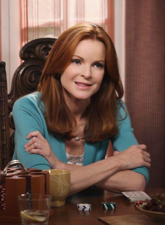 Susan ist geschockt als sie erfährt, dass sie das Werbegesicht der Firma ist, für die sie heimlich arbeitet, womit ihr Geheimnis aufzufliegen droht,... - Bildquelle: ABC Studios