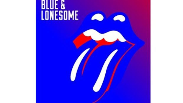 "The Rolling Stones mit ""Blue & Lonesome"""
