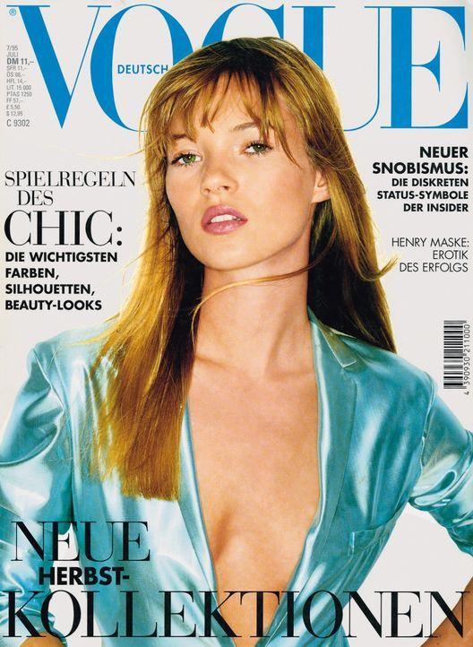 Vogue Deutschland, Fotograf: Mario Testino