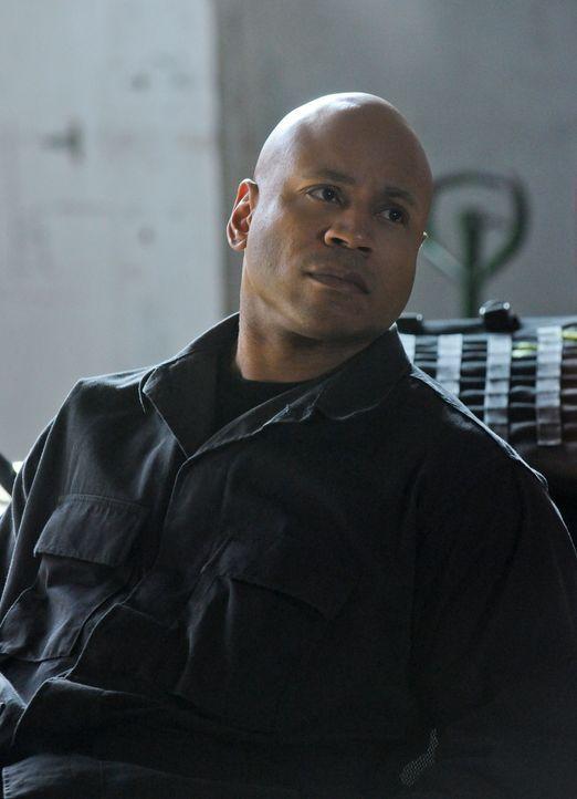 Ein neuer Undercover-Einsatz wartet auf Sam (LL Cool J) und seine Kollegen ... - Bildquelle: CBS Studios Inc. All Rights Reserved.