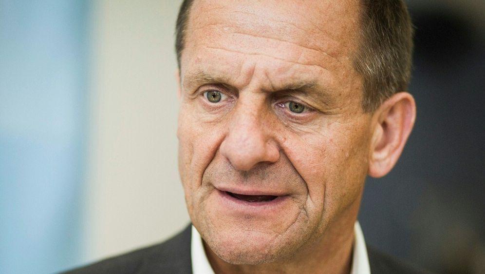 Alfons Hörmann lobt die Leistung der deutschen Athleten - Bildquelle: PIXATHLONPIXATHLONSID