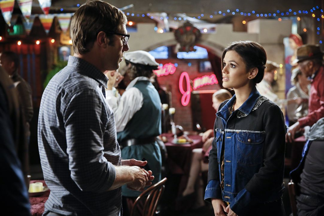 Hart of Dixie, Folge 15: Zoe und Joel - Bildquelle: Warner Bros. Entertainment, Inc.