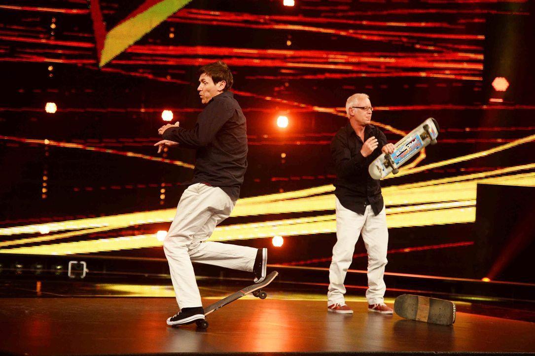 Got-To-Dance-Guenther-Eddie-04-SAT1-ProSieben-Willi-Weber - Bildquelle: SAT.1/ProSieben/Willi Weber