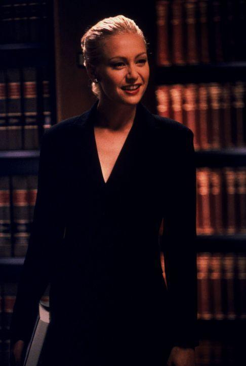 Nicht bei allen ihren Kollegen kommt Nelle Porter (Portia de Rossi) gut an, doch das ist der erfolgreichen Anwältin ziemlich egal ... - Bildquelle: Twentieth Century Fox Film Corporation. All rights reserved.