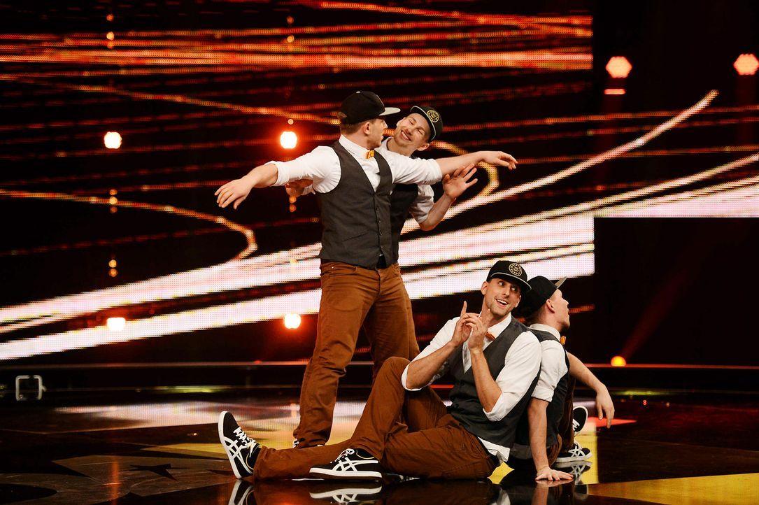 Got-To-Dance-Fothamockaz-05-SAT1-ProSieben-Willi-Weber - Bildquelle: SAT.1/ProSieben/Willi Weber