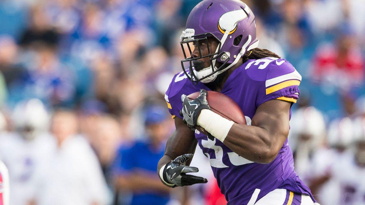 Dalvin Cook (Minnesota Vikings) - Bildquelle: 2017 Getty Images