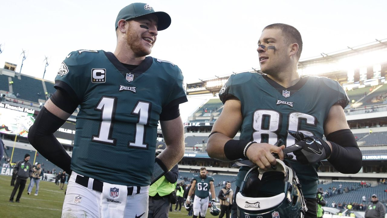 Philadelphia Eagles (5 Spieler) - Bildquelle: imago/UPI Photo