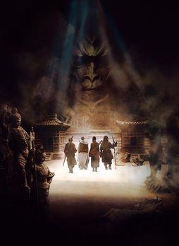 Forbidden Kingdom - FORBIDDEN KINGDOM - Artwork - Bildquelle: 2008 J&J Pr...