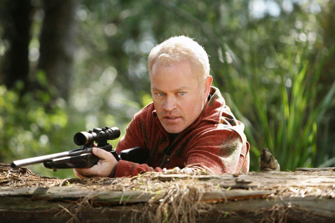 Hat einen mörderischen Plan: Dave (Neal McDonough) ... - Bildquelle: ABC Studios