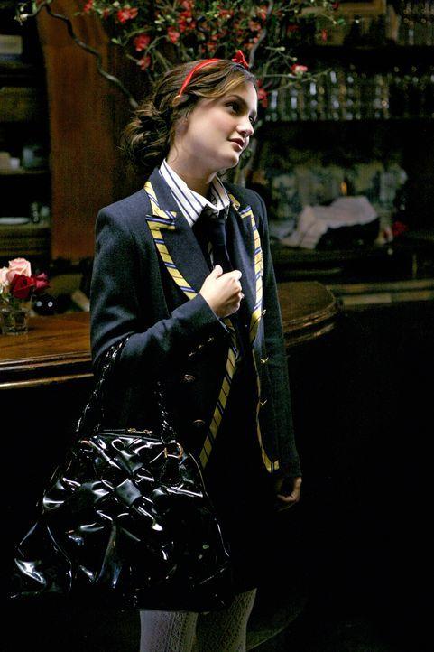 Blair (Leighton Meester) lässt sich auf eine Wette mit Chuck ein. Der Einsatz ist allerdings beachtlich groß ... - Bildquelle: Warner Brothers
